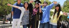 Auntie's Graduation