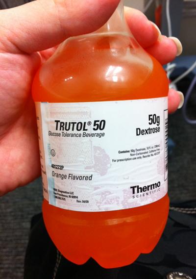 Glucose Test Drink