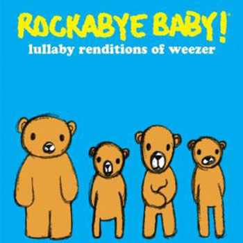 Lullaby Weezer