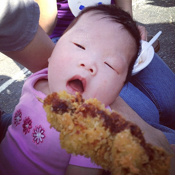 Baby and Katsu