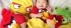 Angry Birds Space is Here!
