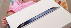 Baby Gets a New iPad!