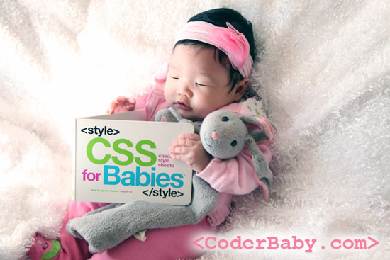 CoderBaby Reading CSS for Babies