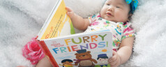 Review: Disney's Furry Friends Touch-and-Feel Book