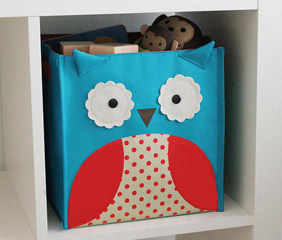 Skip Hop Owl Storage Bin