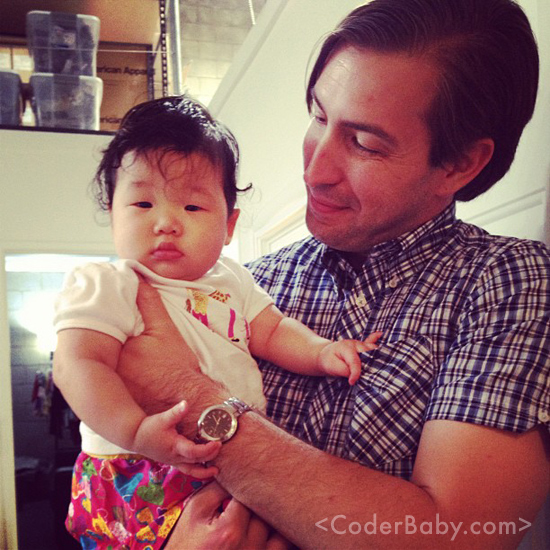 CoderBaby & Wittlebee CEO Sean