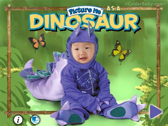 CoderBaby Dinosaur