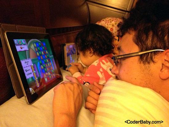 iPad-ing