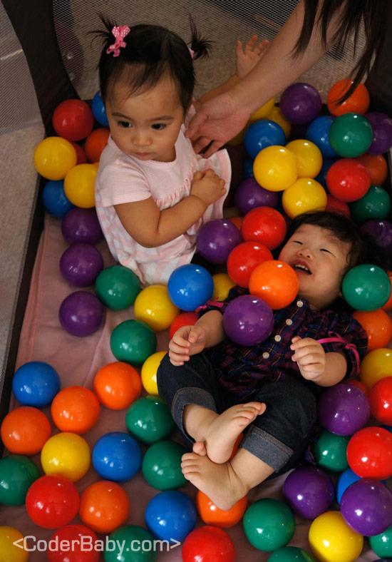 Balls, Balls, Balls!