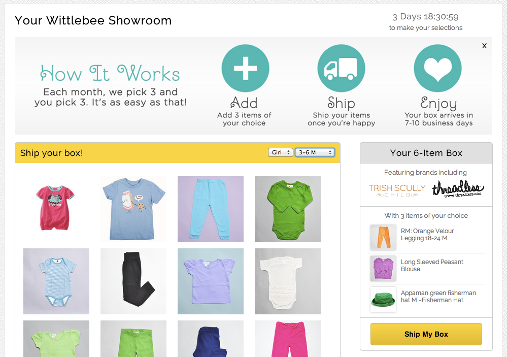 Wittlebee Showroom