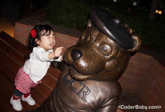 Scotty the Bear