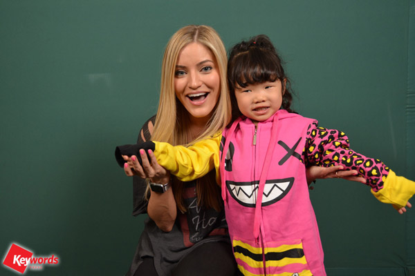 Meeting iJustine
