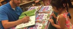 Andy Harkness Book Signing at B&N